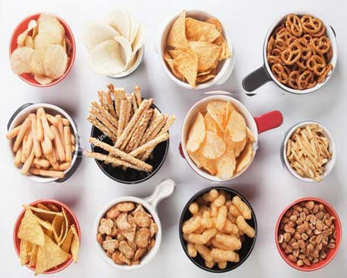 Snack Foods Making Business in Hindi