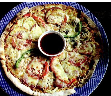 Pizza Tungku