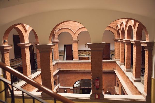Больница Святого Павла в Барселоне