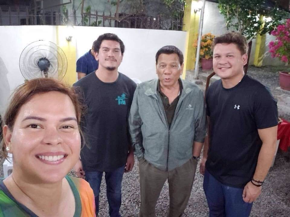 Duterte siblings sweep key elective posts in Davao City