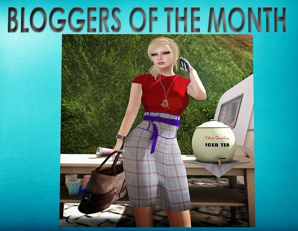 PRISM Blogger of the Month May 2014