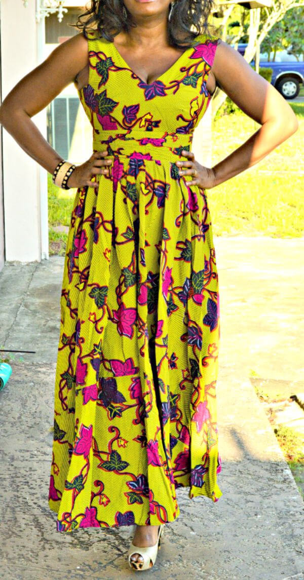 Ankara ,African dresses, Fashion