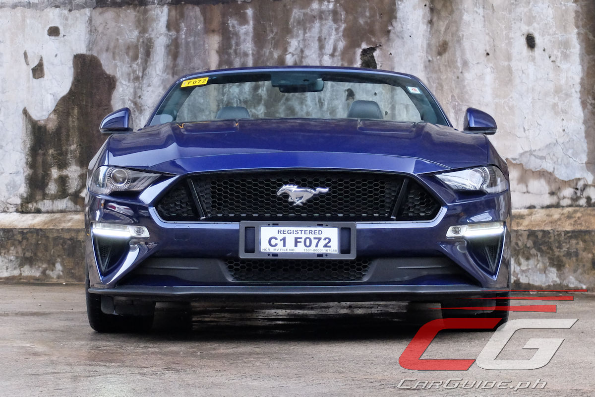 The secret sauce here is and remains the mustangs jumbo sized engine with enough displacement to snort a typical japanese compact twice over