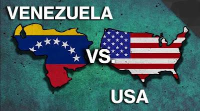 Dispute Between Venezuelan and USA