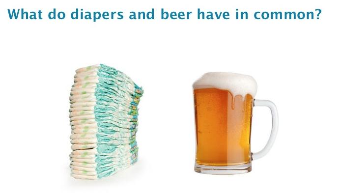 オムツとビール の嘘 りんだろぐ rindalog
