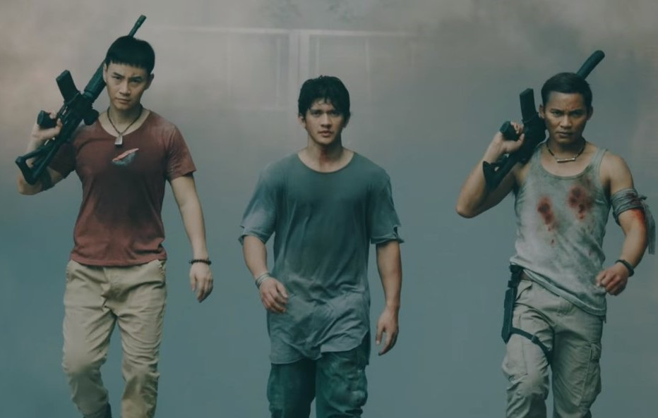 "Tony Jaa, Iko Uwais, Scott Adkins e mais nomes da ação no trailer de ""Triple Threat"""