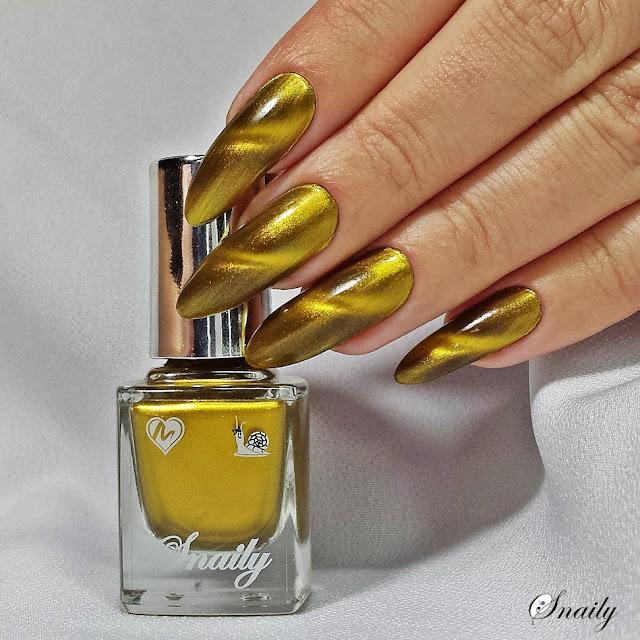 Snaily 6 - Złote kocie oko