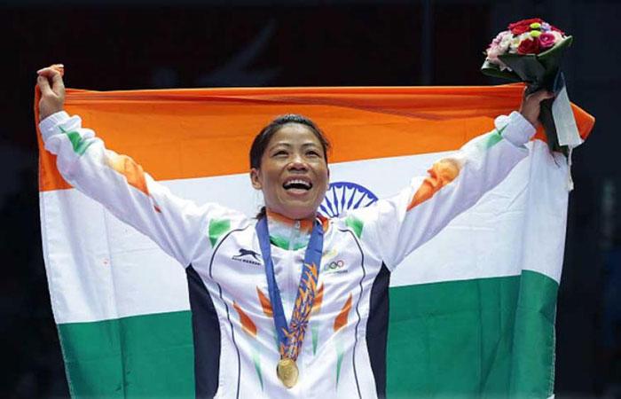 मेरीकॉम छठे स्वर्ण पदक से एक कदम दूर, लवलीना को कांस्य