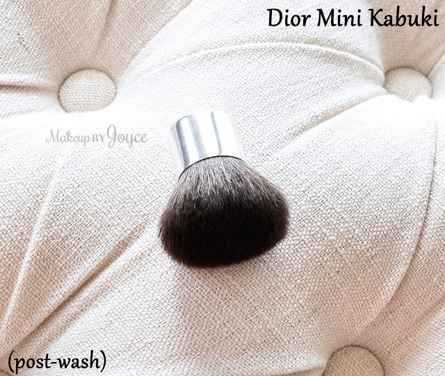 Dior Free Mini Kabuki Travel Brush Review