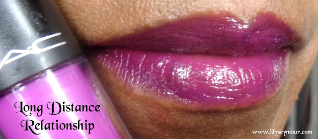 Mac Long Distance Relationship Versicolour Lip Stain