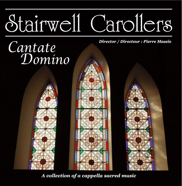 Cantate Domino - Sacred music CD - also available as an MP3