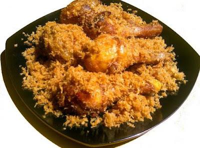 Resep Membuat Ayam Goreng Serundeng Gurih Resep Membuat Ayam Goreng Serundeng Gurih Lezat Sekali