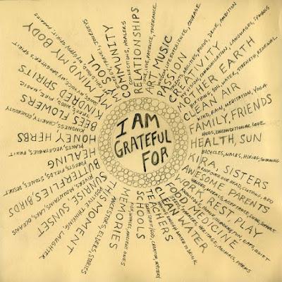 Sun Gratitude Mandala