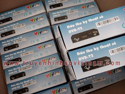 dau thu DVB T2 VTV