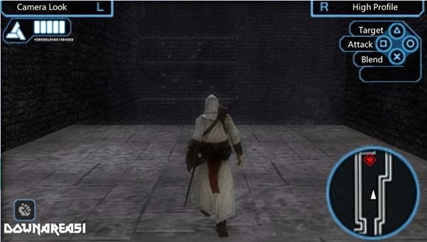 Assasins Creed Bloodlines PSP Game