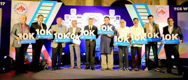 TCS World 10K commences World's premier 10K scheduled on 21st May 2017