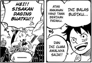 One Piece Chapter 918 Review Indonesia