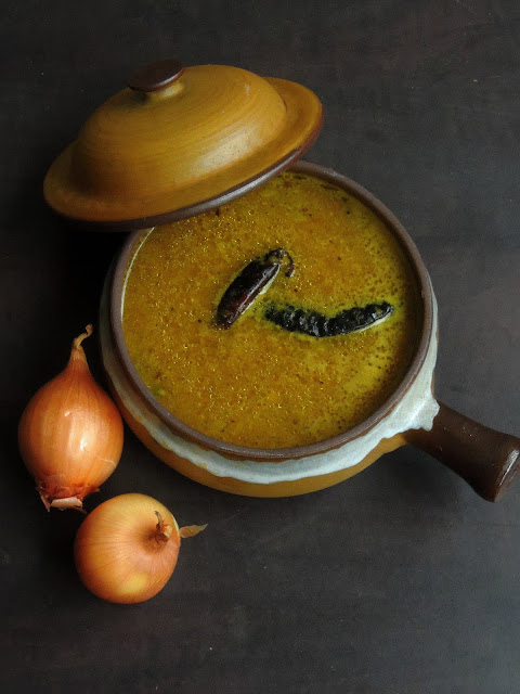 Onion Rasam, Vegan Onion rasam