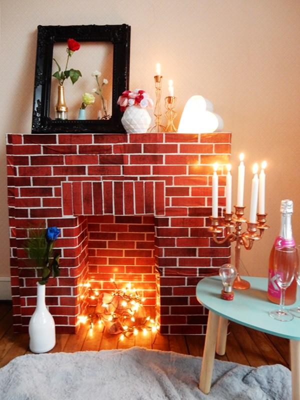 saint valentin au coin du faux feu caro dels blog. Black Bedroom Furniture Sets. Home Design Ideas