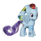 My Little Pony Cutie Mark Magic Ribbon Hair Single Rainbow Dash Brushable Pony