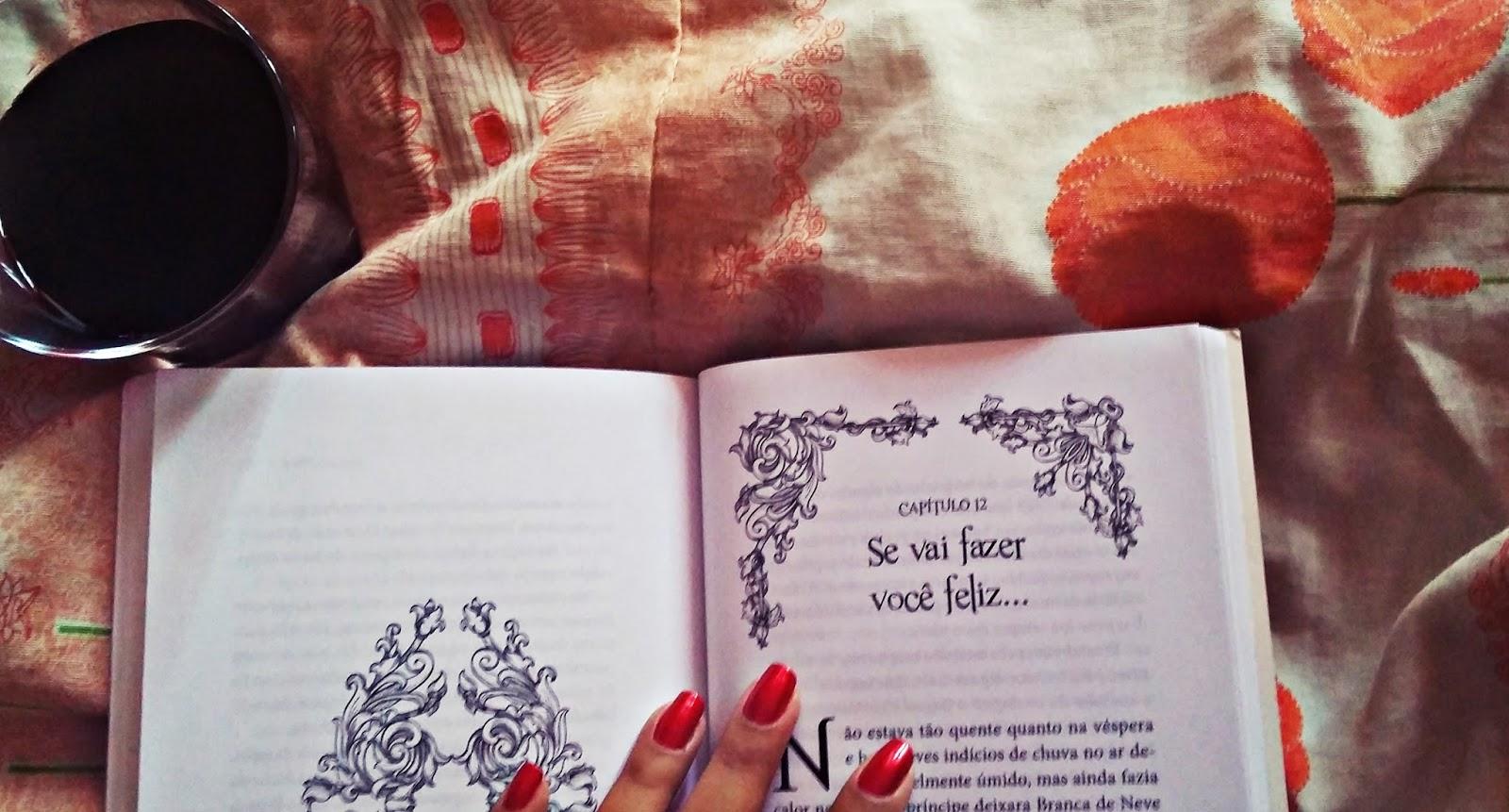 Resenha do livro Saga Encantada: Veneno