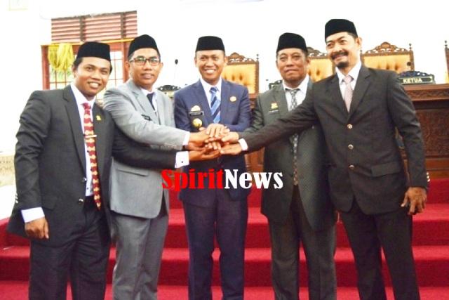 RPJMD 2017 Pemkab Takalar Disetuji DPRD