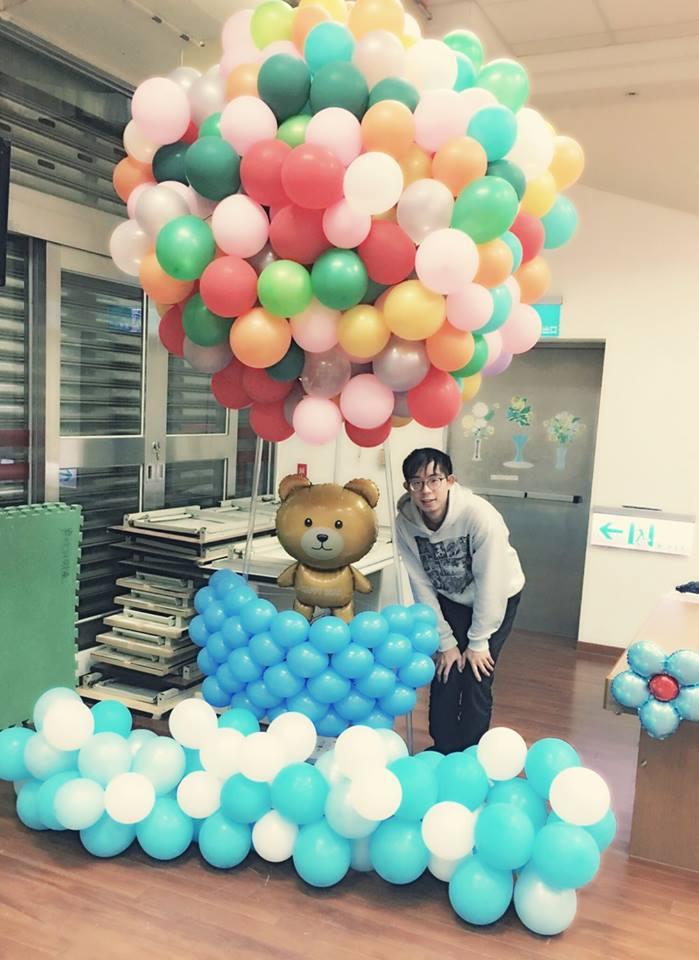 氣球熱氣球