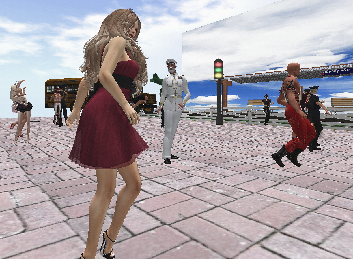 Dancing at the Chilly Bear Club