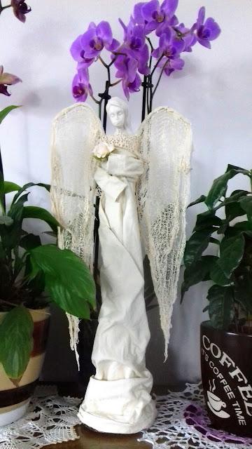 Mój pierwszy anioł – Powertex