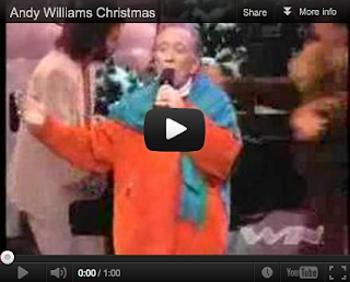 Andy Williams video It's the Most Wonderful Time of the Year