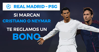 Paston Promoción Champions League: Real Madrid vs PSG 14 febrero