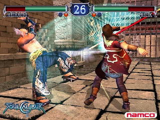 Soul Calibur II (PS2) 2003