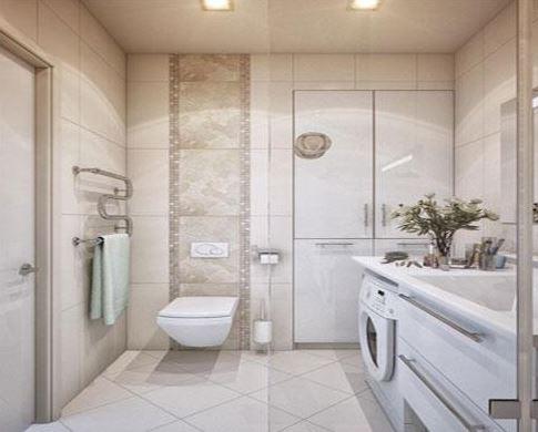 Làm sạch phòng tắm