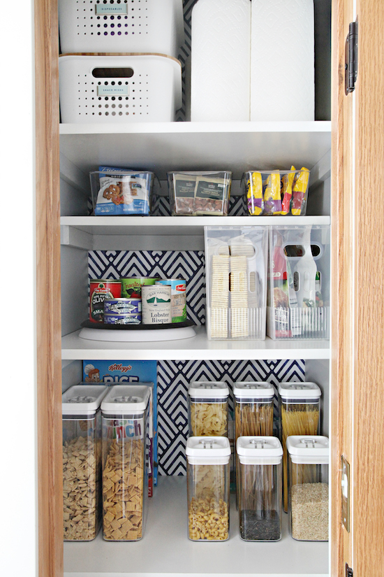 Tier Your Storage And Shelves