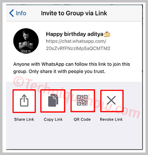 Rejoin WhatsApp Group link