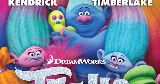 Trolls available on iTunes