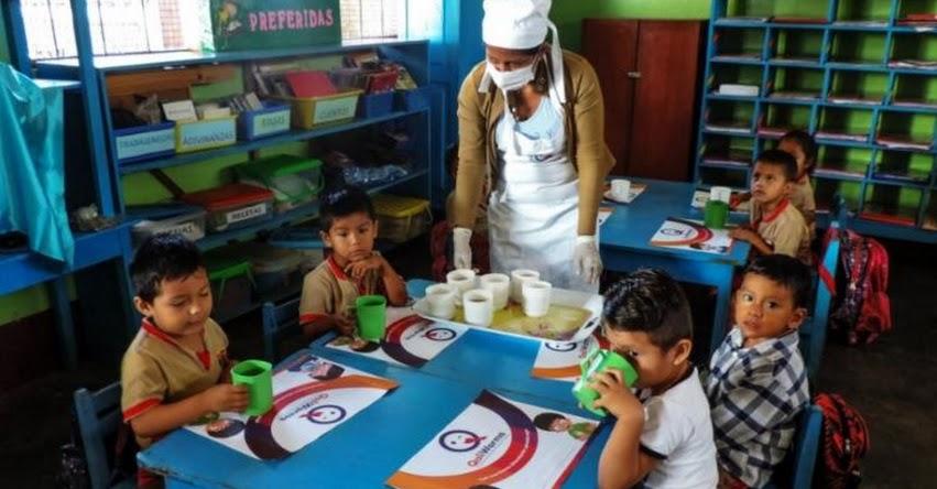 QALI WARMA: Programa social dará servicio alimentario a escolares con Jornada Escolar Completa - www.qaliwarma.gob.pe