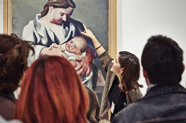 Travel   Andalusien Roadtrip   Málaga - Museumsbesuch im Museo Picasso    luziapimpinella.com