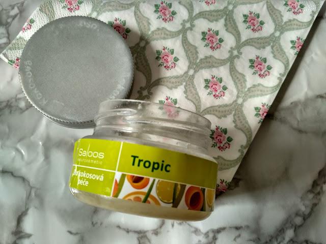 Kokosový olej Saloos Tropic