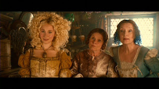 Juno Temple, Imelda Staunton and Lesley Manville