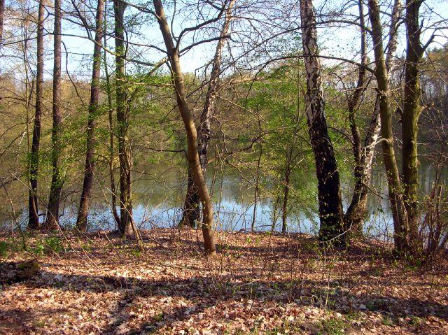 nieznane jeziora, wędkowanie, ryby