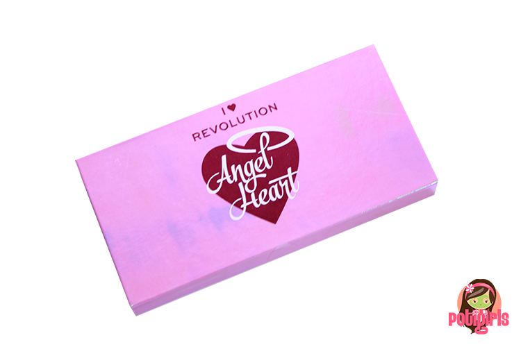 Paleta Angel Heart de I Heart Revolution