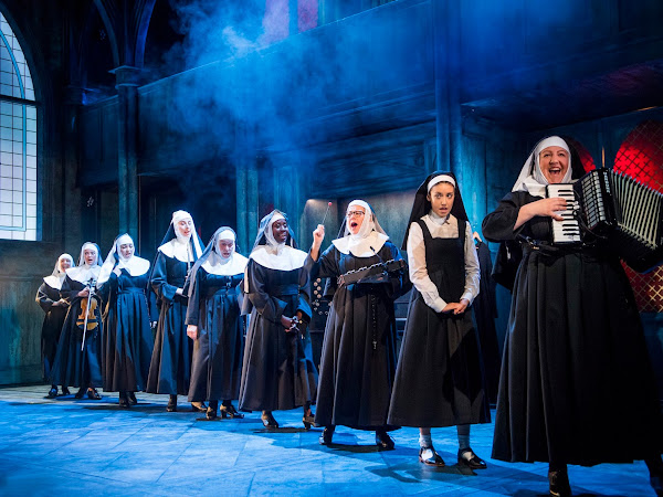 Sister Act (UK Tour), New Victoria Theatre | Review
