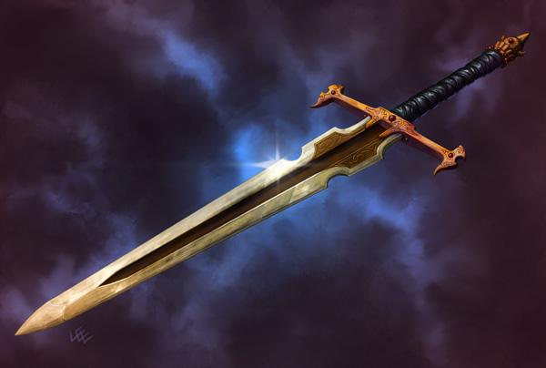 Artefato - Espada da glória