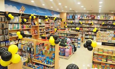 Crossword Children section in chennai
