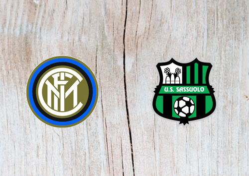 Inter Milan vs Sassuolo Full Match & Highlights 19 January 2019