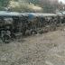 आतंकी साजिश : यूपी के महोबा में महाकौशल एक्सप्रेस के 8 कोच पटरी सs उतरल, 200 घायल