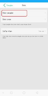 Cara Blokir Nomor Tidak Dikenal Di HP Oppo Semua Tipe