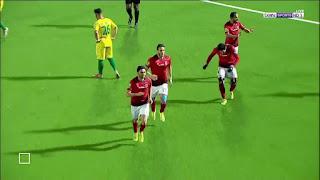 الأهلي ينجو من فخ شبيبة الساورة الجزائري بتعادل قاتل 1-1، الجولة الثانية  لدور المجموعات بدوري أبطال إفريقيا