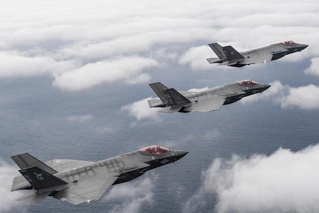 Navy F-35C Initial Operational Capability IOC